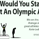 How Would You Stack Up Against an Olympic Athlete?