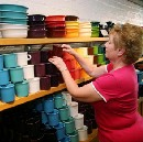 The ingenious story of how Fiestaware invaded the Baby Boomer kitchen