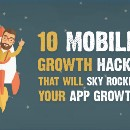 [Infographic]-10 Mobile Growth Hacks That Will Sky Rocket Your App Growth