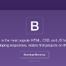 Bootstrap V3 will no longer be actively developed