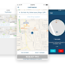 React Native Taxi App With Backend: Updated with better structure, new features