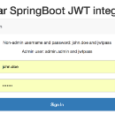 Angular SpringBoot JWT integration (P. 1)