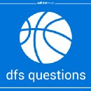 Asking NBA DFS Questions