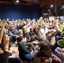Barcelona en Comú assembly passes motion to stand in the Spanish general elections on the ticket…