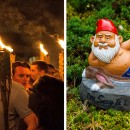 We Here At O'Larry's Wacky Garden Gnomes Would Also Like To Distance Ourselves From White…
