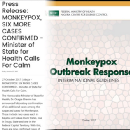 Out of the Blue- AN OUTBREAK OF MONKEYPOX