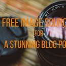 10 Free Image Sources For a Stunning Blog Post