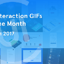 UI Interaction GIFs Of the Month — March 2017