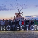 """THE DAKOTA ACCESS PIPELINE & THE AMERICAN INDIAN AS """"PROTECTOR"""""""