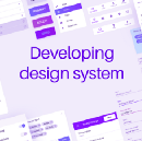 Developing design system. How to avoid unexpected routine.