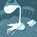 """""""Cutting the milk with a knife""""- the impossible things we believe to be true as kids"""