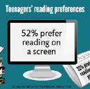 Teenagers' reading habits are declining — should we read into it?