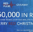 $50.000 Giveaway Red Pulse