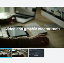 10 Video and graphic creator tools