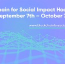 A Blockchain Hackathon for Social Impact! — Now with Prizes!!!!