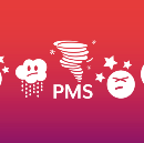 How to track PMS in Clue