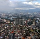 Urbanization with and without growth