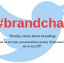 Let's chat about #brandchat!