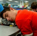 For the love of God, let the students sleep…