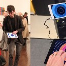 Performing with a Neural Touch-Screen Ensemble