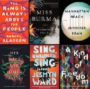 Fresh Faces Abound on the National Book Awards Longlist