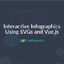 Interactive Infographic Using SVGs & Vue.js