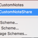 Making a Share Extension that accepts text and URLs in combination with CoreData Swift 3