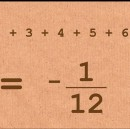 Can the sum of all positive integers be negative?