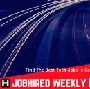 IT Jobs JobHired Weekly — Issue #22