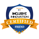 Maxwell Health shows commitment to diversity & inclusion with inclusive innovation certification