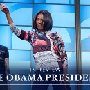 In Review: First Lady Michelle Obama's Top 10 Let's Move! Moments