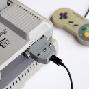 The void left by the parallel port