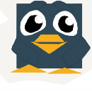 Square Penguin in a Round Hole