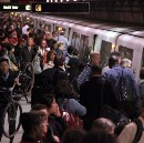 Don't be angry at the subway system, be angry at the inexorable passage of time