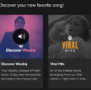 Spotify's Discover Weekly — had me pleasantly surprised