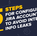 Misconfig in JIRA for accessing internal information of any company