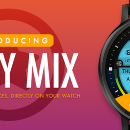 Introducing Daily Mix: a fun new way to discover watch faces on Facer