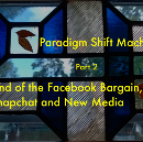 From Pull and Push to Here and Now: the grand bargain of Facebook and the Feed is unraveling.