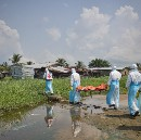 A journey to the end of Ebola