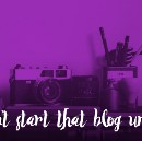 Don't start that blog until… You Write Your First 10 Posts