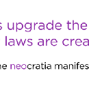 Let's upgrade the way our laws are created