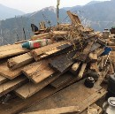 End of life — difficult discussions in disaster area.