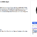 Now Hiring: Cleaning Help in a MMA Gym