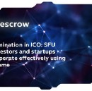 Self-determination in ICO: SFU teaches investors and startups how to cooperate effectively using…