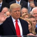 Trump Instructs Family To Lie Under Oath By Holding Hand An Inch Over Bible