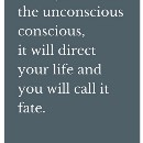 Until You Make the Unconscious Conscious…