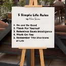 5 Simple Life Rules