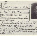Finding Inspiration and Identity in Paris: Walter Benjamin and Amedeo Modigliani