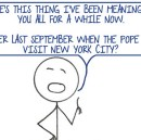 What I Got Out of the Pope's Visit