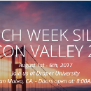 LAToken speaks at the first Fintech Week in Silicon Valley